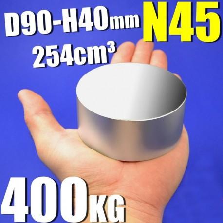 IMÁN NEODIMIO 90x40mm