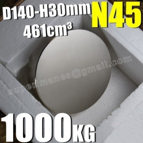 D-140-30 XXL  Fuerza 1000 kg
