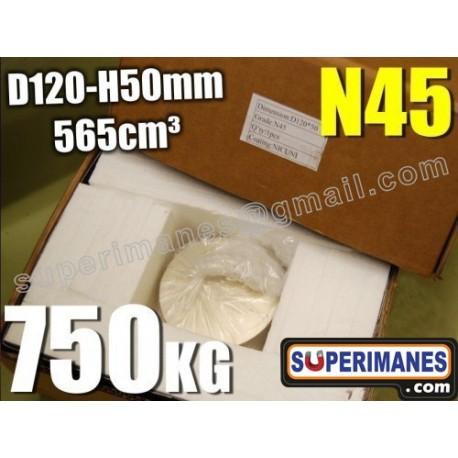 IMÁN NEODIMIO 120x50mm