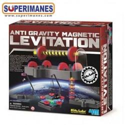 LEVITACION MAGNÉTICA ANTIGRAVEDAD